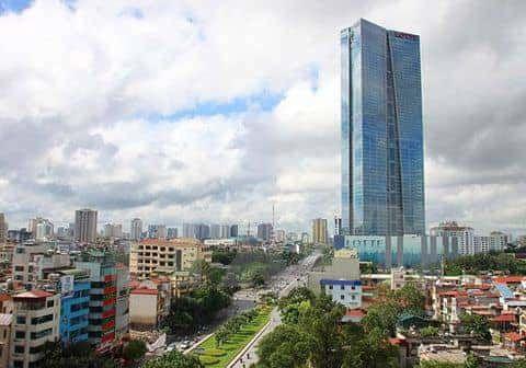 Dự án khu phức hợp tiện nghi hoàn hảo Lotte Center Hà Nội